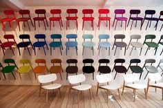 Pick A Colour, at Modus showroom.