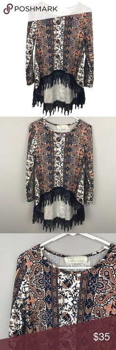 680bc8684a4c Shop Women s Vintage Havana size S Blouses at a discounted price at Poshmark .