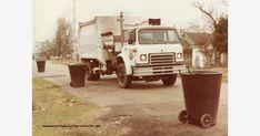 Rubbish Truck, Equipment Trailers, Garbage Truck, Trucks, Classic, Ms, Delivery, Derby, Truck