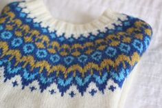 How to knit fair-isle: tips and videos // The sewing thread of anna
