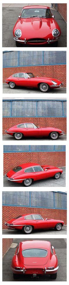 1962 Jaguar E-Type ✏✏✏✏✏✏✏✏✏✏✏✏✏✏✏✏ IDEE CADEAU / CUTE GIFT IDEA ☞ http://gabyfeeriefr.tumblr.com/archive ✏✏✏✏✏✏✏✏✏✏✏✏✏✏✏✏
