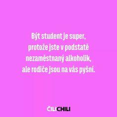 Jokes Quotes, Sweet Life, Slogan, Haha, Comedy, Funny Memes, Motivation, Motto, Chili