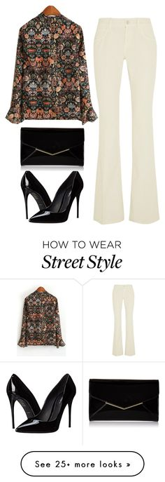 """Street style"" by adancetovic on Polyvore featuring Gucci, Dolce&Gabbana, Furla, women's clothing, women, female, woman, misses and juniors"