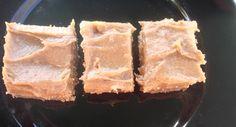 Paleo caramel pecan bars