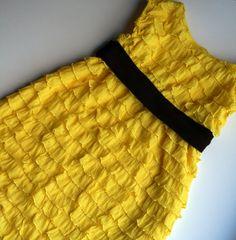 20 Minute Ruffle Dress - The Sewing Rabbit
