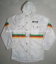 Windbreaker Jackets, Parasuit Jackets, Custom Jackets