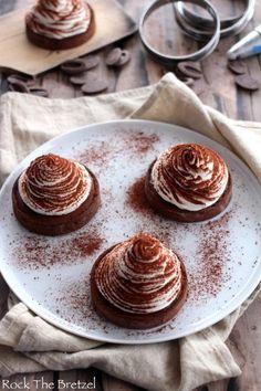 Une Petite Tarte Au Chocolat Agr 233 Ment 233 E D Une Mousse De