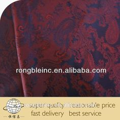 poly/viscose T/R lining P/V Lining paisley lining for high quality suit garment