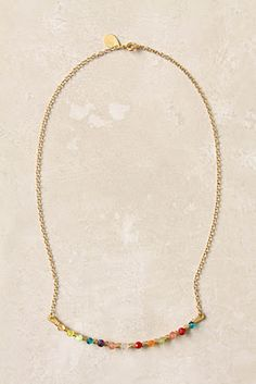 """DIY - Anthropologie """"Perched Harmonies"""" Necklace"""