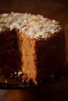 EGGLESS COCONUT CAKE   WHOLE WHEAT COCONUT CAKE   kurryleaves