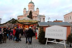 Tuomaan markkinat #helsinki #finland Finland Travel, Helsinki, Travel Tips, Street View, Tours, Cooking, Kitchen, Cuisine, Travel Advice