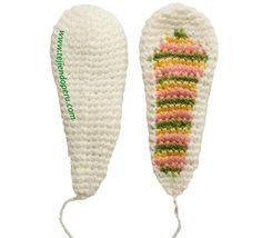 Mesmerizing Crochet an Amigurumi Rabbit Ideas. Lovely Crochet an Amigurumi Rabbit Ideas. Amigurumi Doll, Amigurumi Patterns, Crochet Patterns, Crochet Ideas, Yarn Needle, Small Flowers, Stuffed Toys Patterns, Crochet Designs, Easy Projects