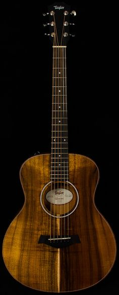 GS Mini-E 2014 Fall Limited Koa | GS | Taylor | Acoustics | Wildwood Guitars
