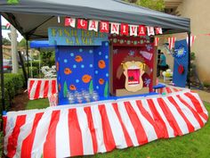 My Very PINTERESTing Project: CARNIVAL THEME PARTY