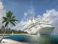 Sea-cruise