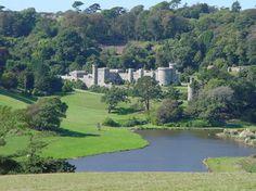 Caerhays Castle, Explore Nature, St Austell, South Cornwall