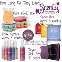 I'm often asked how long the scent lasts in our products... hope this helps!!  http://www.scentsualaddictions.scentsy.us #scentsy #howlongdoesitlast #smell