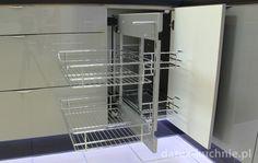 Funkcjonalne narożniki w kuchni - Narożniki Kuchenne