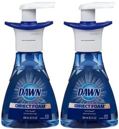 Literally lasts almost a year. Dawn Dish Soap, Grease Stains, Dishwasher Detergent, Good Housekeeping, Kitchen Organization, Spray Bottle, Cleaning Supplies, Household, Packing