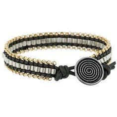 Metal Mix Up Bracelet | Fusion Beads Inspiration Gallery