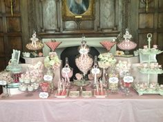 Sweetie table ...
