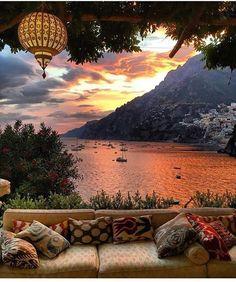 Villa Treville | Positano | Italy Via: @villatreville