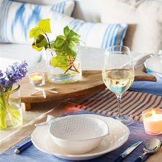 5 ideas muy frescas para vestir tu casa de verano