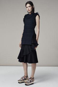 Thakoon défilé croisière 2015 #mode #fashion #couture