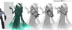 Concept Art: Darksiders II<br><br>Nick Southam