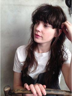 Curly Hair Cuts, Curly Hair Styles, Natural Hair Styles, Shaggy Long Hair, Medium Long Hair, Hair Inspo, Hair Inspiration, Mullet Hairstyle, Hair 2018