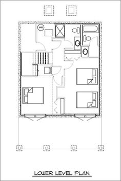Designing your dream log cabin or log home? Check out these floor plans from Town & Country to help!