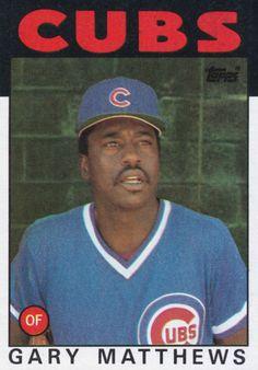 1986 Chicago Cubs season