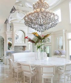 White and Luxury