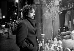 Bob Dylan, NYC 1983 © Lynn  Goldsmith