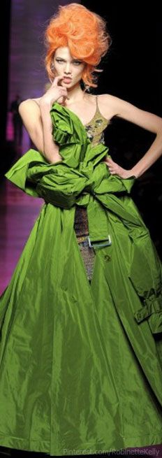 Jean Paul Gaultier Haute Couture | S/S 2012 | The House of Beccaria