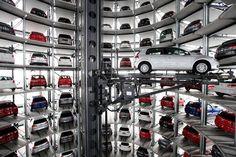 Tour the VW Factory