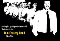 Tom Foolery Band | This 9-piece band, complete with a 3-piece horn section, provides a little something for everyone.
