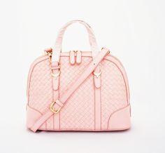 Karen Korean Bag, trendy stylish. Good quality. Bisa tenteng dan tali panjang selempang. Warna pink. Uk 30x14x22