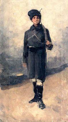 Dorobanţul New Art, Painting, Mai, Romania, Europe, Military, Painting Art, Paintings, Painted Canvas