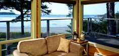PACIFIC SANDS BEACH RESORT - TOFINO, VANCOUVER ISLAND