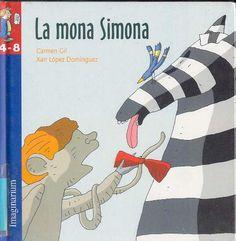 La mona Simona Cuentos infantiles. Poesía. Valores