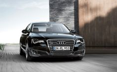 Audi A8 - Thing of Beauty