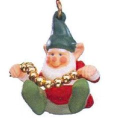 Stringing Along 1990 Miniature Hallmark Ornament QXM5606 > Special  product just for you. See it now! : Ornaments Home Decor