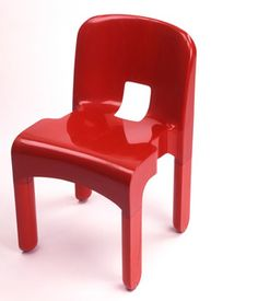 COLOMBO Joe : Chaise empilable, 4867, 1965 ABS