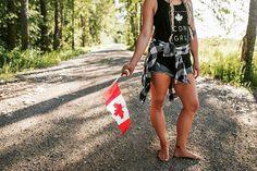 HAPPY BDAY CANADA! W