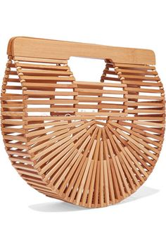 Sand bamboo Open top This style is made with natural bamboo and as such may have small indentations