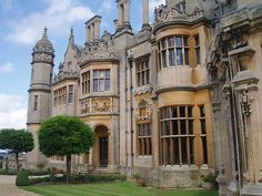 Harlaxton Manor, Harlaxton, Lincolnshire. Spent a wonderful semester there in college!!