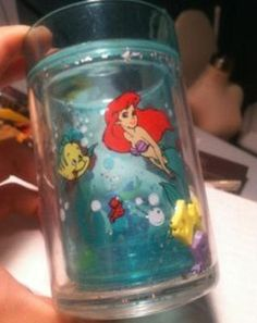 1990 Disney Store The Little Mermaid Ariel Cup - nostalgia Childhood Memories 90s, Childhood Toys, Ariel The Little Mermaid, Disney Toys, Disney Babies, Ol Days, My Children, Vintage Toys, To My Daughter