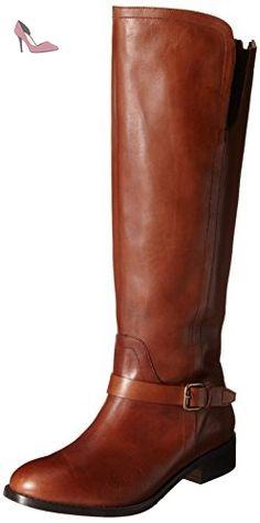 Bella Vita Women's Romy II Winter Boot, Black Faux Leather, 6 M US