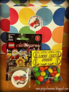 Project: Mommie: A LEGO RACE CAR 5th Birthday Party